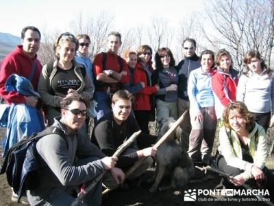 Turismo Activo - Valle del Ambroz y Candelario; agencias senderismo
